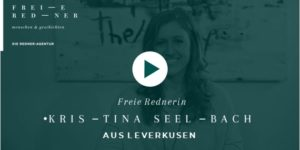 Freie Rednerin Kristina Seelbach