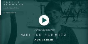 Freie Rednerin Meike Schmitz