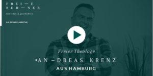 Freier Redner und Freier Theologe Andreas Krenz