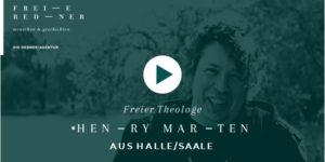 Freier Redner und Freier Theologe Henry Martin