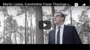 Freier Redner und Theologe Martin Lieske