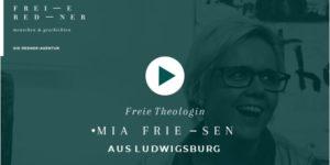Freie Rednerin und Freie Theologin Mia Friesen
