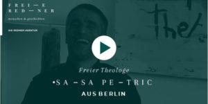 Freier Redner und Freier Theologe Sasa Petric
