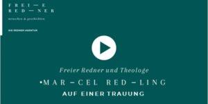 Freie Redner Marcel Redling