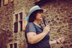 Freie Rednerin Inge Hoster