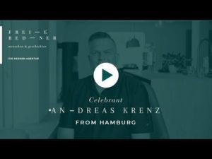Andreas Krenz Freier Redner