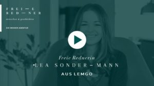 Lea Sondermann Freie Rednerin Freie Trauung Lemgo