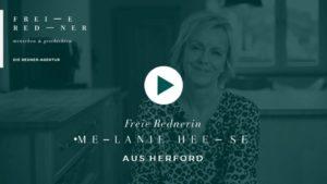 Freie Rednerin Melanie Heese Herford