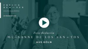 Freie Rednerin Susanne de los Santos Freie Trauung Köln