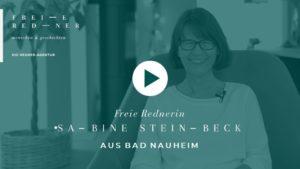 Sabine Steinbeck Freie Trauung