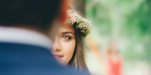 Das First Look Shooting als Tipp für den perfekten Hochzeits Tagesablauf