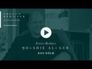 Joschi Alger Freier Redner Köln Trauredner Freie Trauung