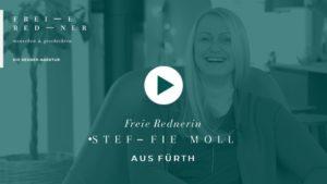 Freie Rednerin Steffie Moll Fürth Traurednerin Freie Trauung Beerdigung Trauerrednerin