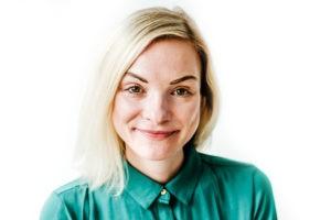 Die Freie Rednerin Barabara-Ellen Jeschke auf einer Freien Trauung in Bocholt