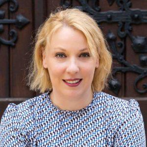 Freie Rednerin Isabelle Gensior aus Berlin für Eure Freie Trauung
