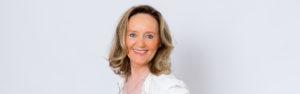 Die Freie Rednerin Christina Hoffmann auf einer Freien Trauung in Düsseldorf