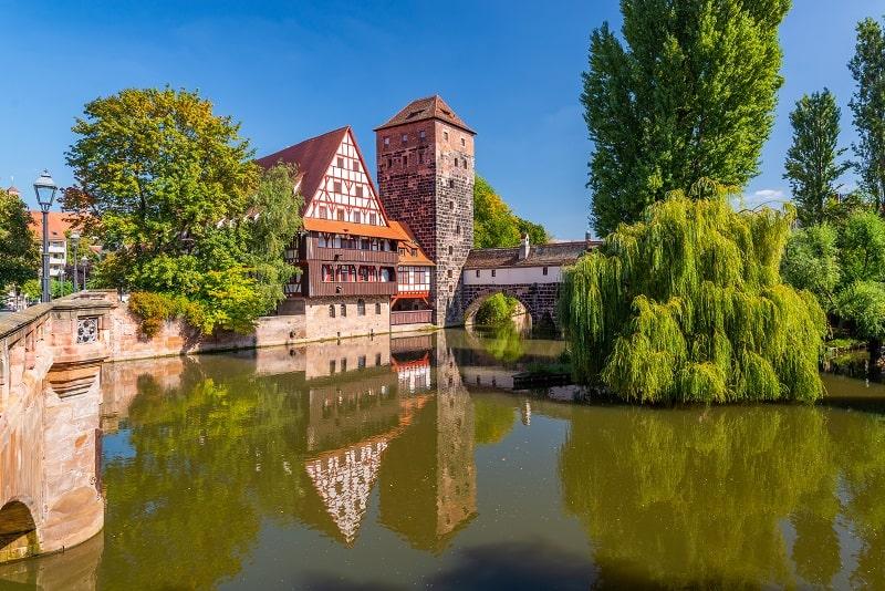 Trauredner Nürnberg - wundervolle Orte stehen zur Verfügung